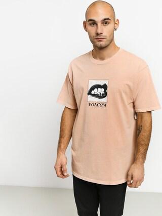 T-shirt Volcom Reacher (reef pink)
