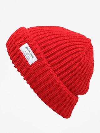 Czapka zimowa Malita Trawler (red)
