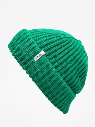 Czapka zimowa Malita Trawler (green)
