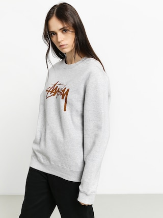 Bluza Stussy Stock Wmn (ash heather)