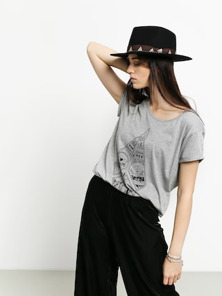 T-shirt Volcom Radical Daze Wmn (hgr)