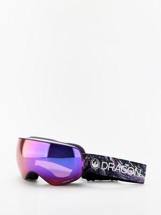 Gogle Dragon X2s (lavender/lumalens purple ion/lumalens amber)