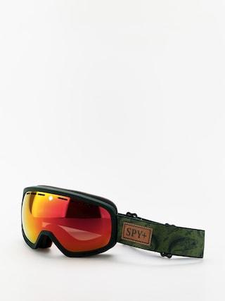 Gogle Spy Marshall (gone fishing hd plus bronze w/red spectra mirror yellow w/green)