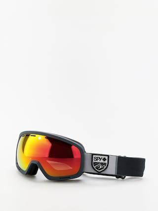 Gogle Spy Marshall (colorblock gray hd plus bronze w/red spectra mirror yellow w/green)