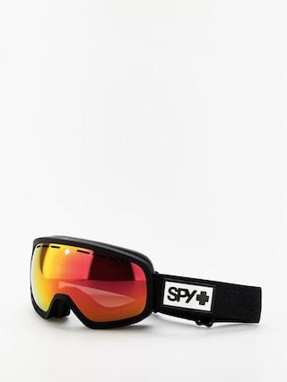 Gogle Spy Marshall (matte black bronze w/red spectra mirror yellow w/green)