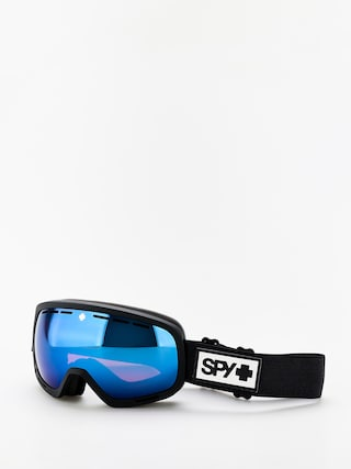 Gogle Spy Marshall (matte black rose wdark blue spectra mirror light gray green w/red)