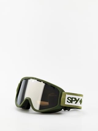 Gogle Spy Woot (colorblock olive  bronze w/siliver mirror persimmon)