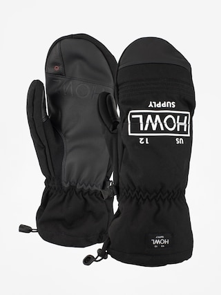 Ru0119kawice Howl Team Mitt (black)