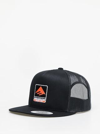 Czapka z daszkiem Emerica Bronson Trucker Hat (black)