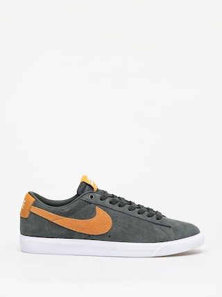 Buty Nike SB Blazer Low Gt (sequoia/kumquat white gum light brown)