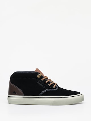 Buty Emerica Wino G6 Mid (black/brown/grey)
