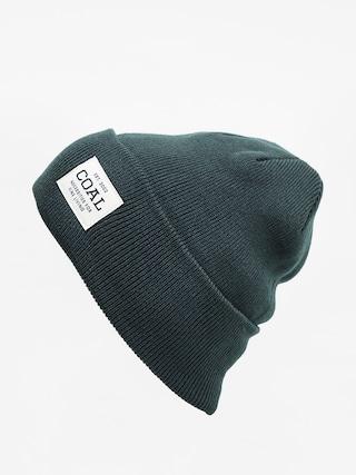 Czapka zimowa Coal The Uniform (dark green)