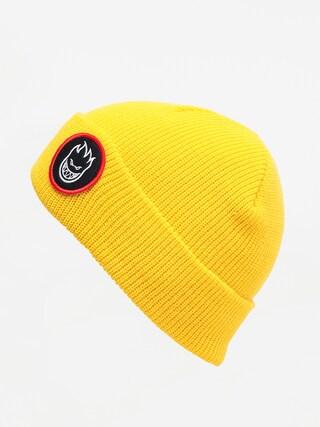 Czapka zimowa Spitfire Beanie Bh Circle Patch (yellow)