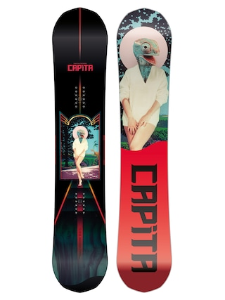 Deska snowboardowa Capita The Outsiders (multi 2/red/black)