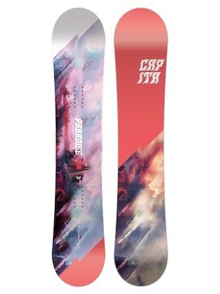 Deska snowboardowa Capita Paradise Wmn (pink)