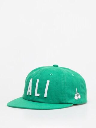 Czapka z daszkiem Diamond Supply Co. Dmnd X Muhammad Ali Sign ZD (green)