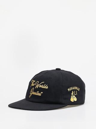 Czapka z daszkiem Diamond Supply Co. Dmnd X Muhammad Ali Worlds Greatest ZD (black)