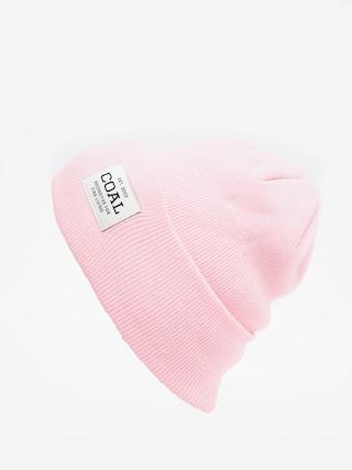 Czapka zimowa Coal The Uniform (pink)