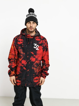 Kurtka snowboardowa ThirtyTwo Grasser (red/black)