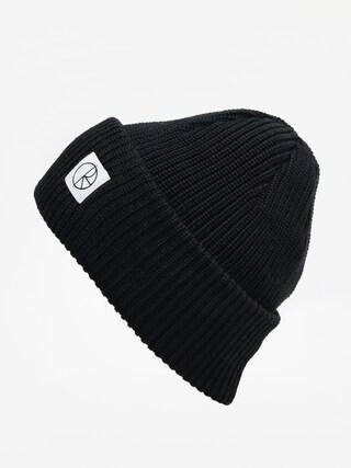 Czapka zimowa Polar Skate Double Fold Merino (black)