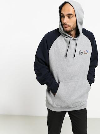 Bluza z kapturem eS Muckmouth HD (navy/heather)