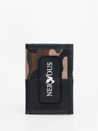 Portfel Nervous Classic (black/camo)