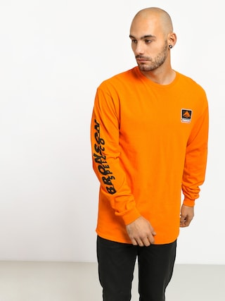 Longsleeve Emerica Bronson (orange)