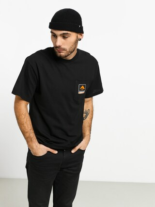 T-shirt Emerica Bronson Pocket (black)