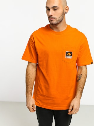 T-shirt Emerica Bronson Pocket (orange)
