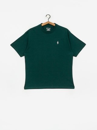 T-shirt Polar Skate No Comply (dark green)