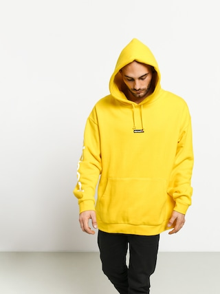 Bluza z kapturem Element Primo Big HD (bright yellow)