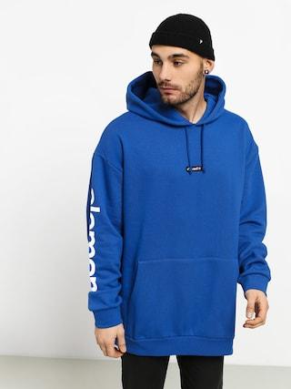 Bluza z kapturem Element Primo Big HD (nautical blue)