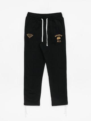 Spodnie Diamond Supply Co. Dmnd X Muhammad Ali Fight (black)