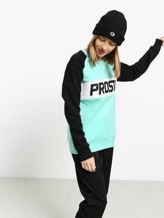 Bluza Prosto Post (mint/black)