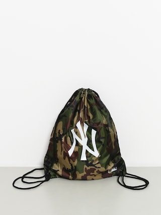 Plecak New Era Mlb Gym Sack Nny (woodland camo/optic white)