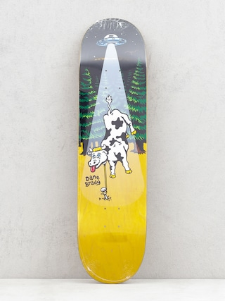 Deck Polar Skate Dane Brady Poker Night (yellow)