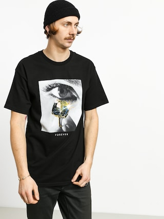 T-shirt Diamond Supply Co. Eye Diamond (black)