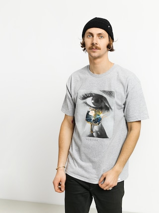 T-shirt Diamond Supply Co. Eye Diamond (heather grey)
