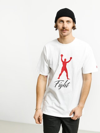 T-shirt Diamond Supply Co. Dmnd X Muhammad Ali Fight (white)