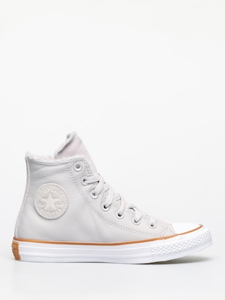 Trampki Converse Chuck Taylor All Star Hi Faux Leather Wmn (pale putty/white/honey)