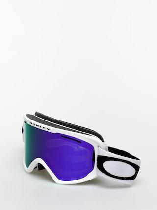 Gogle Oakley O Frame 2 0 Pro Xmu00a0 (matte white/violet iridium & persimmon)
