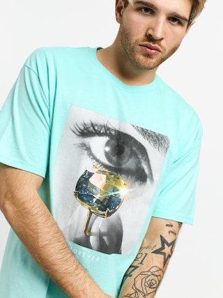 T-shirt Diamond Supply Co. Eye Diamond (diamond blue)