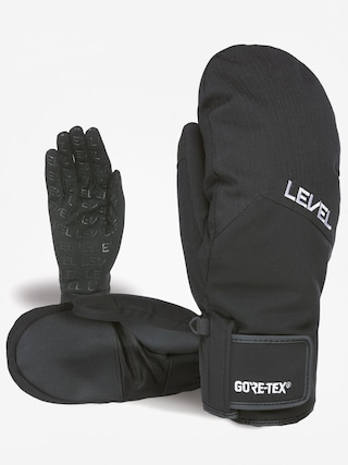 Ru0119kawice Level Rescue Mitt Gore Tex (black)