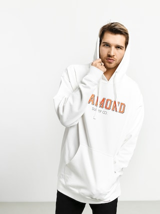 Bluza z kapturem Diamond Supply Co. Sf Diamond HD (white)