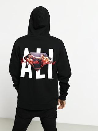 Bluza z kapturem Diamond Supply Co. Dmnd X Muhammad Ali Ali Sign HD (black)