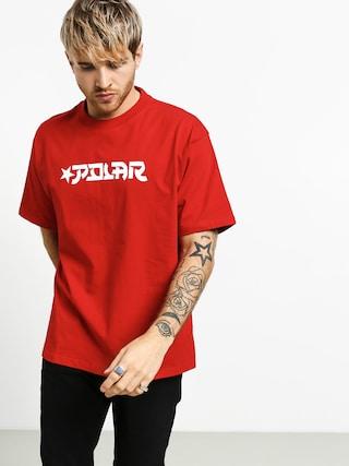 T-shirt Polar Skate Star (red)
