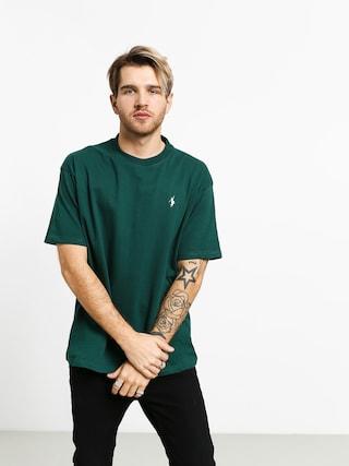 T-shirt Polar Skate No Comply (dark green)