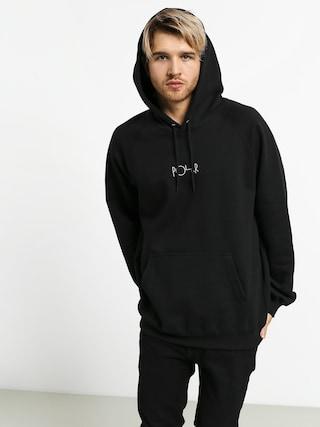 Bluza z kapturem Polar Skate Deafult HD (black)
