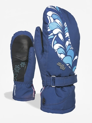 Ru0119kawice Level Bliss Venus Mitt Wmn (blue)