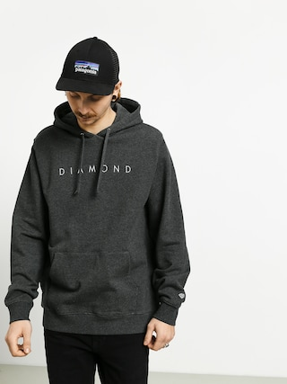 Bluza z kapturem Diamond Supply Co. Leeway HD (black)